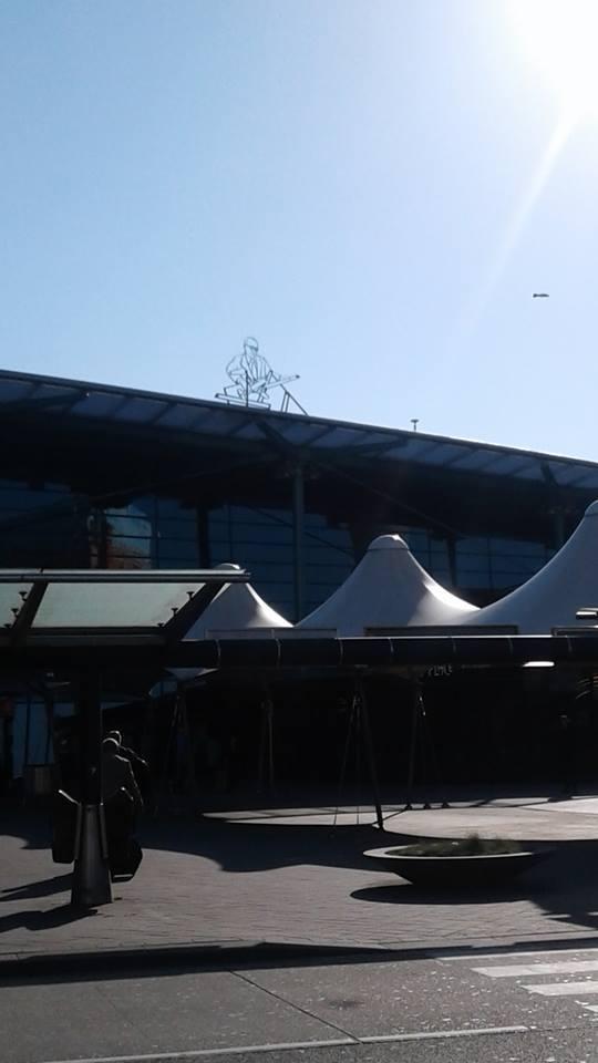 Снайпер. Аэропорт, Амстердам, Путин, Крыша