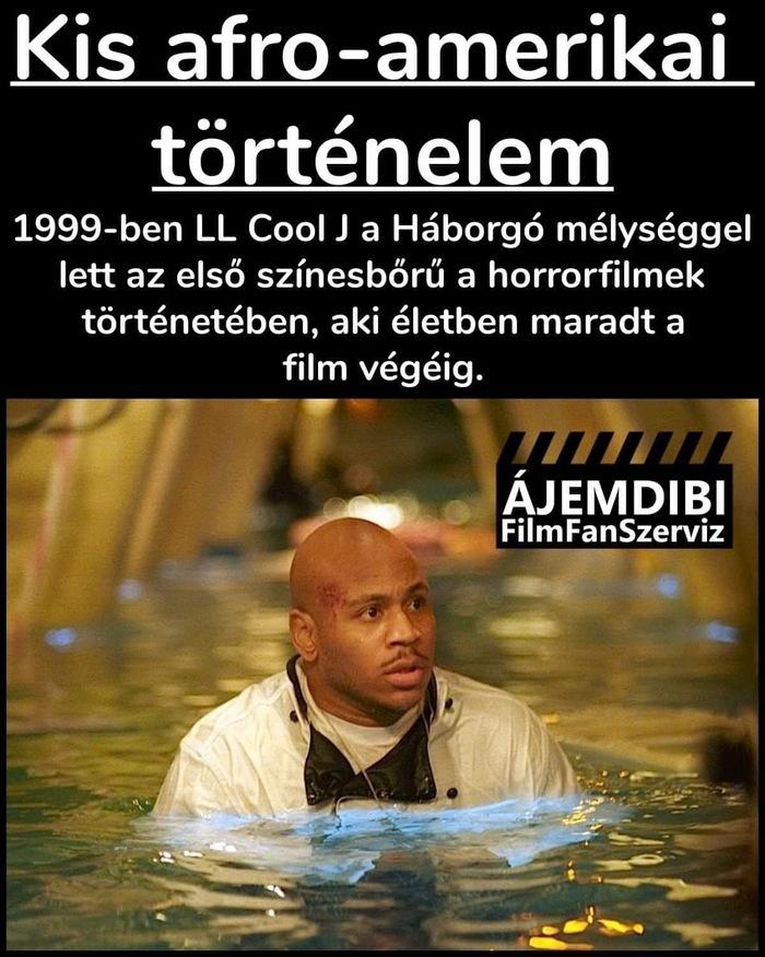 Чуть-чуть афроамериканской истории. Афроамериканцы, Расизм, Фильмы ужасов, Ll Cool j, Глубокое синее море