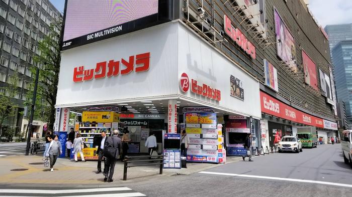 Магазин электроники в Токио. Токио, Магазин, Электроника, Товары японские, Отпуск, Длиннопост