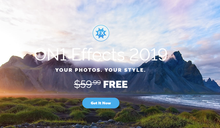 ON1 Effects 2019 бесплатно! Фотография, Программа, Бесплатно!, Софт