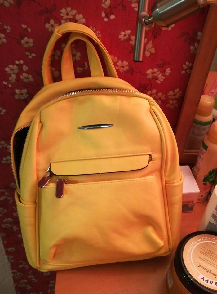 Купила рюкзак, а он следит за мной Парейдолия, Рюкзак