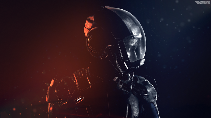 """Тишина"" - Mass Effect Andromeda 4K Mass Effect, Mass Effect:Andromeda, Райдер, Первопроходец"