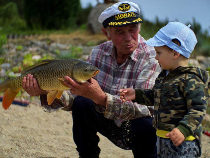 Рыбалка Хочу критики, Рыбалка, Пруд, Дача, Olympus, Улов, Длиннопост