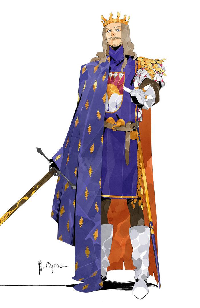 Короли Артуры. Часть 2 Арт, Король Артур, Меч короля Артура, Мерлин, Длиннопост