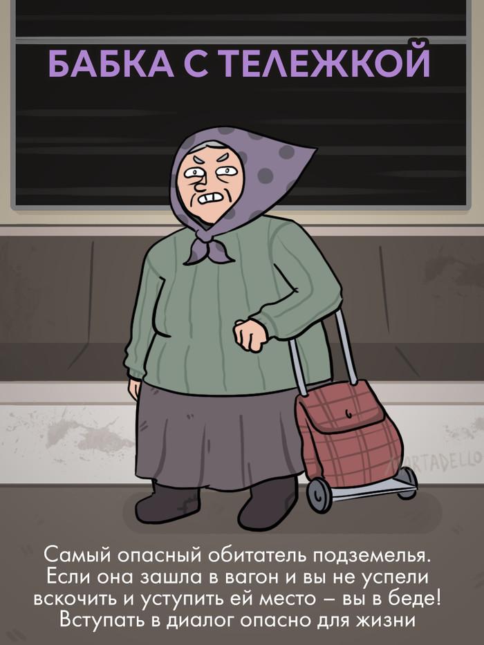 Обитатели метро Martadello, Комиксы, Метро, Люди, Ужасы белых людей, Длиннопост