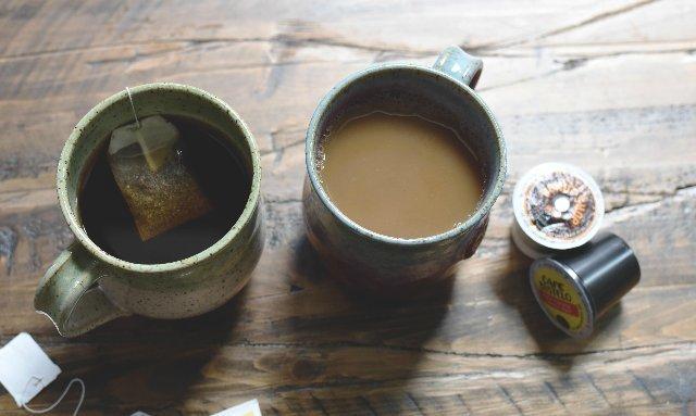 Чай или кофе? Чай, Кофе, Батл, Спор