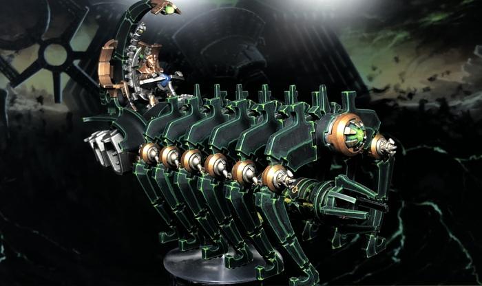 Арка Судного дня Wh miniatures, Necrons, Doomsday Clock, Warhammer 40k, Warhammer, Моделизм, Миниатюра, Покраска миниатюр