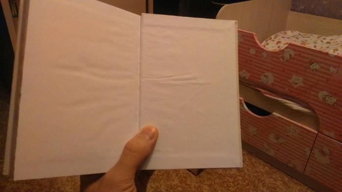 Как не надо делать ремонт книг. Ошибки новичка. Переплет, Ремонт, Книга своими руками, Рукоделие с процессом, Длиннопост