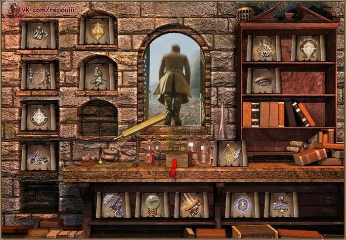 Гильдия магов 5 ур. HOMM III, Картинки, Игра престолов