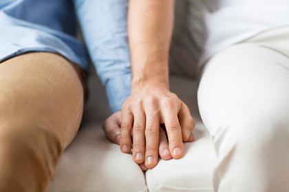 Мужчина захотел проучить ухажера своей девушки и начал к нему приставать Новости, Отношения, Любовь, Креативное решение