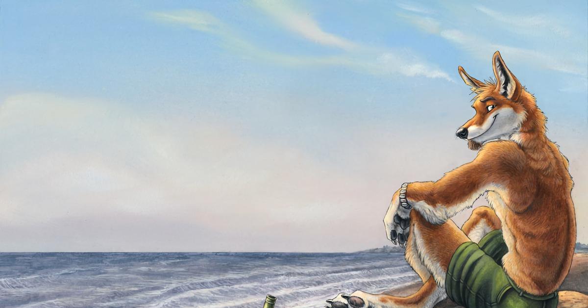 волк и море картинки интернета собираю интересные