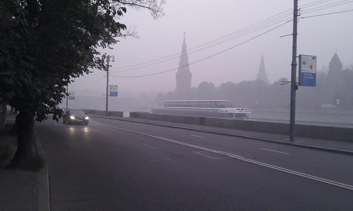 Москва.Кремль. 06.08.2010