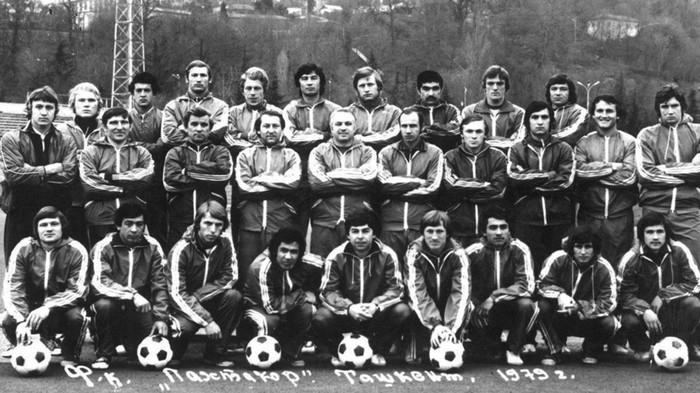 40 лет назад разбился самолёт с футболистами «Пахтакора» Футбол, Пахтакор, СССР, Авиакатастрофа, Длиннопост