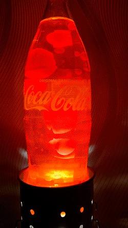 """Лавовая лампа из бутылки """"колы"""" своими руками Лавовая лампа, Своими руками, Рукожоп, Гифка, Coub, Длиннопост"""