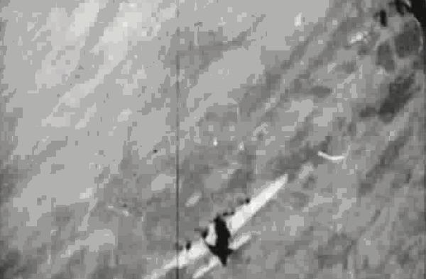 Исторические воздушные бои в гифках Самолет, История, Бой, Война, Гифка, Длиннопост