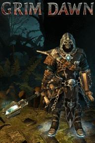 Grim dawn. Oбложки для игры в стиме Игры, Grim Dawn, Анимированный, Steam, Текст, Гифка