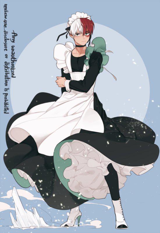 Anime Trap Maid