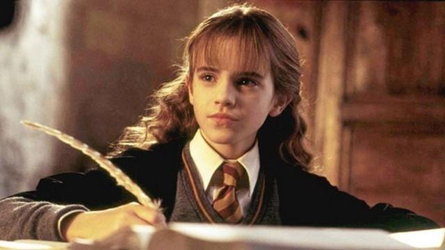 Что писала Гермиона на уроках магии? Гермиона, Эмма Уотсон, Интересное