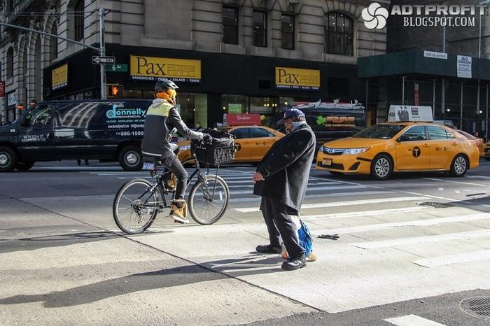 Колорит в лицах Нью-Йорка Фотография, Америка, Общество, Длиннопост