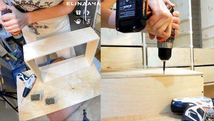 Шкаф для инструментов своими руками Своими руками, Мебель своими руками, Шкаф своими руками, Шкаф для инструментов, Дача, Столярная мастерская, Видео, Длиннопост