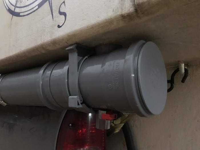 Бак для серой воды из сантехнических труб Пилигрим, Дом на колесах, Кемпер, Автопутешествие, Видео, Длиннопост