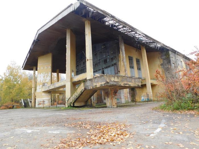 Печальная история маленького городка Вышний Волочек, Провинция, Разруха, Мат, Длиннопост