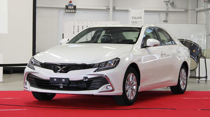 Легендарный седан Toyota Mark II уходит в историю