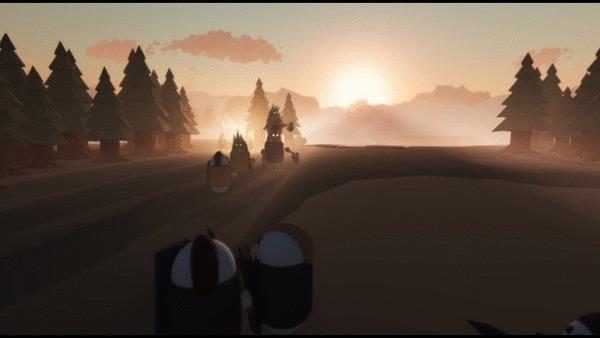 Второй год разработки Gamedev, Steam, Гифка, Длиннопост, Видео