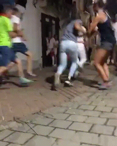 Бычьи бега