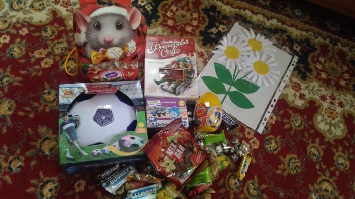 Детский обмен от Миррочки Обмен подарками, Отчет по обмену подарками, Новогодний обмен от Миррочки