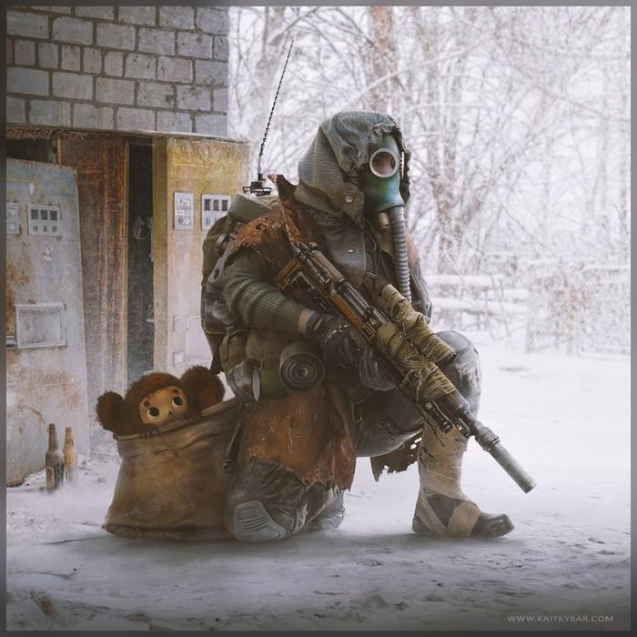 Soviet Mandalorian