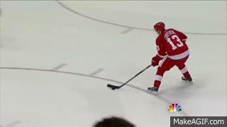Гол Александра Овечкина признан лучшим голом в истории НХЛ Хоккей, Нхл, Александр Овечкин, Гифка, Спорт, Видео, Длиннопост