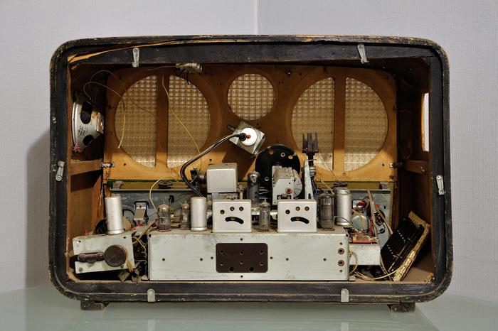 Реставрация радиоприёмника Беларусь-57. Первая часть
