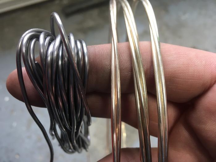 Пайка серебросодержащими припоями