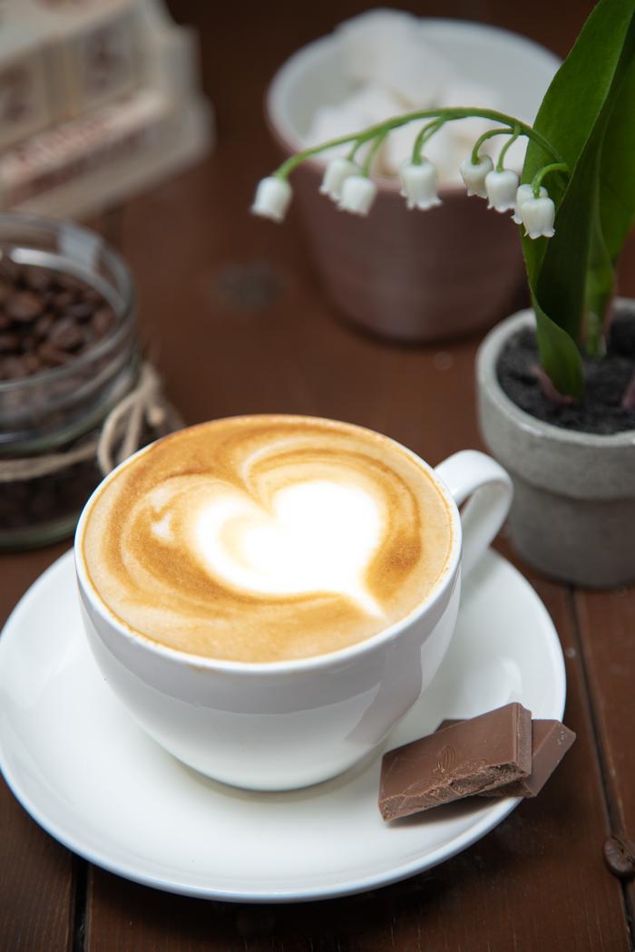 Съемка для кафе, опыт
