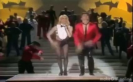 Урок современному поколению от олдскулов Танцы, Олдскул, Олдфаги, Музыка, Клип, Гифка, Видео, Скриншот