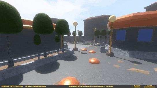 Простые переходы между уровнями в Godot Engine Godot Engine, Gamedev, Unity, Гифка, Видео