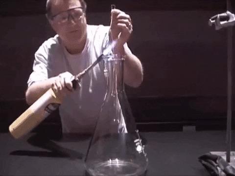 Платина в гифках Гифка, Химия, Эксперимент, Длиннопост, Наука, Платина, Металл
