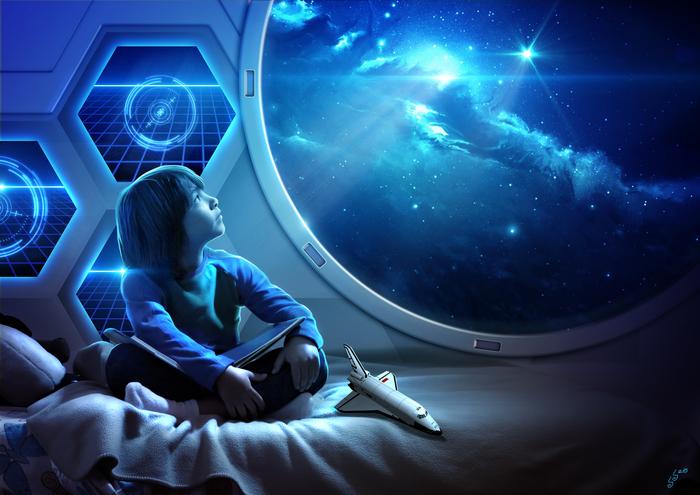 Звёздное небо и космос в картинках - Страница 19 1590042390174063359