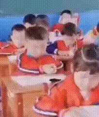 X  A-12 в свой первый день в школе Илон Маск, Китайцы, Знания, Баян, Учеба, Юмор, Как тебе такое Илон Маск, Шакалы, Гифка