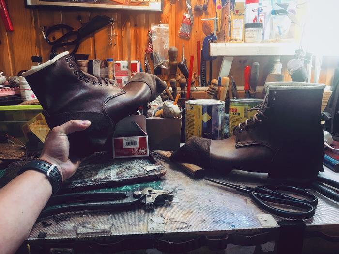 Мир глазами обувщика