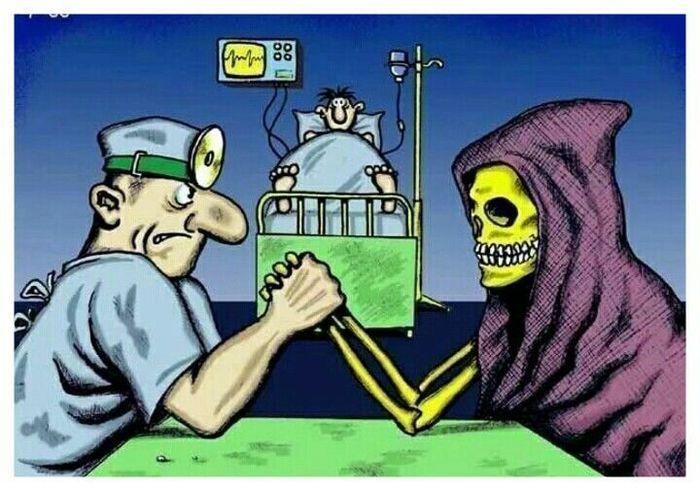 Не шути с анестезиологом