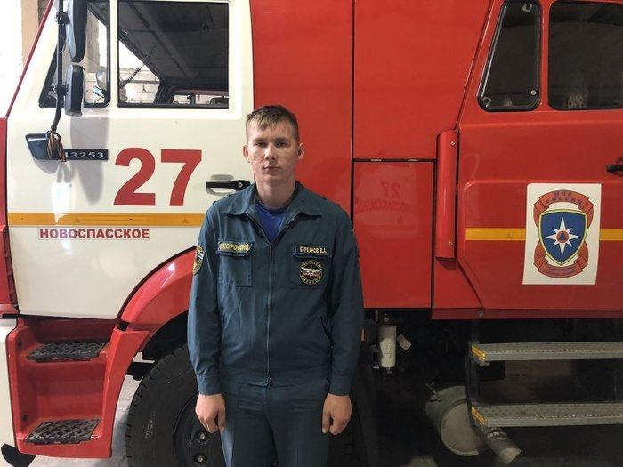 21-летний ульяновец спас спящую бабушку из горящего дома