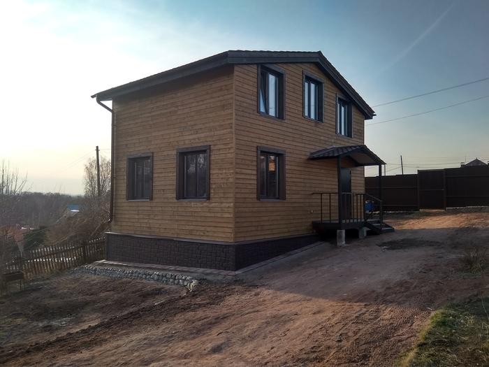 Как повысить энергоэффективность жилого дома? Строительство, Ремонт, Каркасный дом, Своими руками, Деревянный дом, Энергосбережение, Тепло, Утепление, Длиннопост