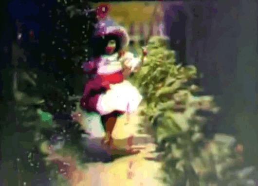 Первое цветное видео было снято... Изобретения, История, Кинематограф, Гифка