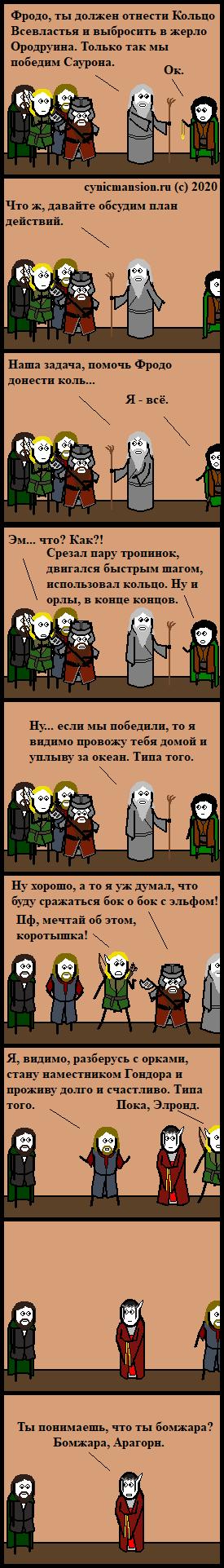 Властелинное
