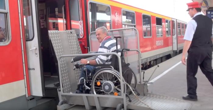Отношение к инвалидам в германии (Гуманизм в ловушке) Инвалид, Германия, Реальная история из жизни, Длиннопост