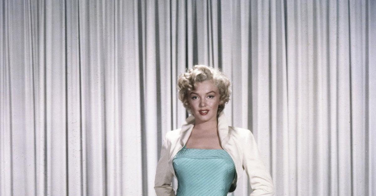"""Х\ф """"Ниагара"""" 1953г. (XXVIII) Цикл """"Великолепная Мэрилин"""" - 191"""