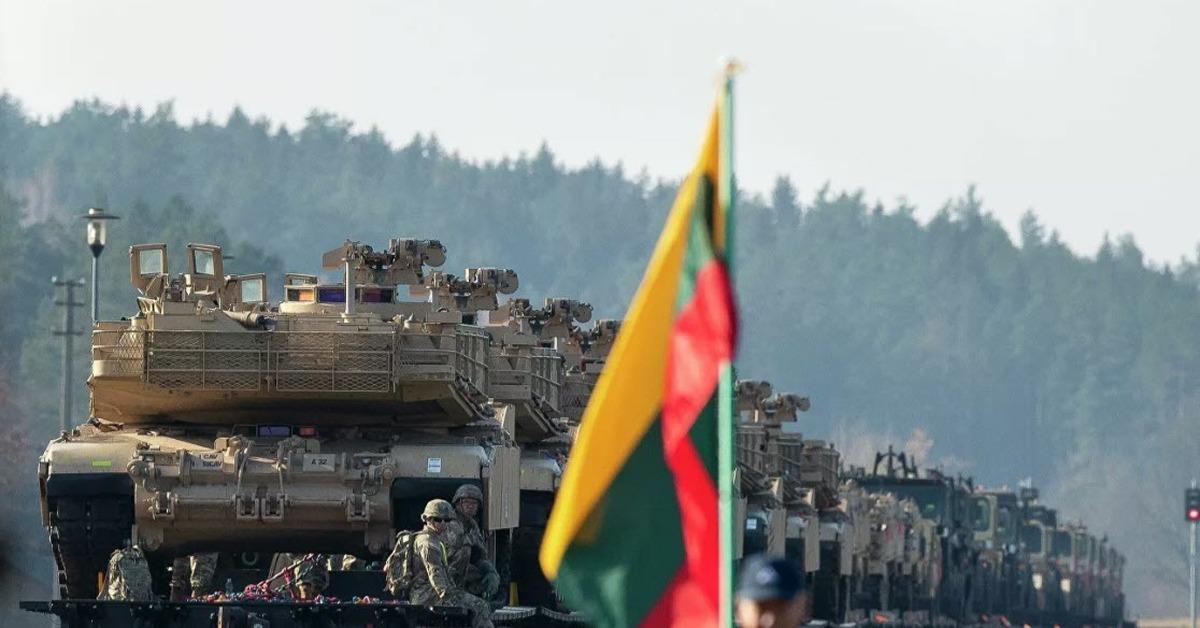 Белоруссия заметила переброску войск США к своим границам