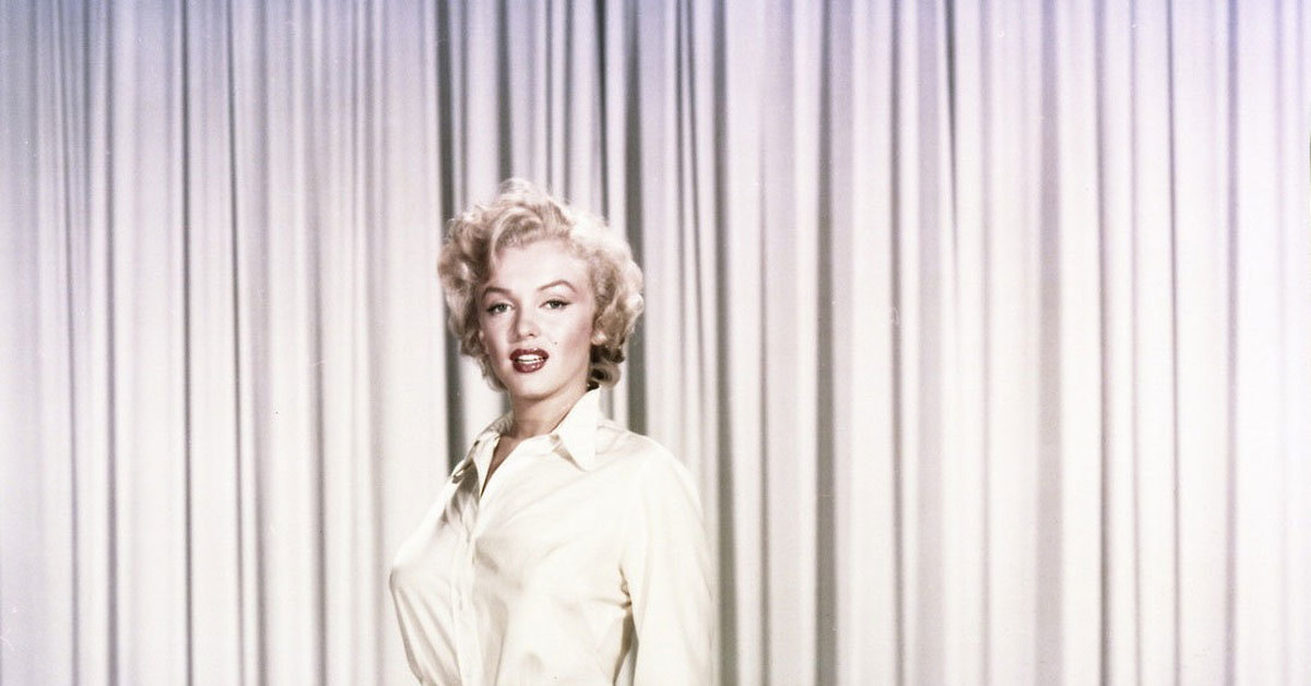 """Х\ф """"Ниагара"""" 1953г. (XXX) Цикл """"Великолепная Мэрилин"""" - 194"""